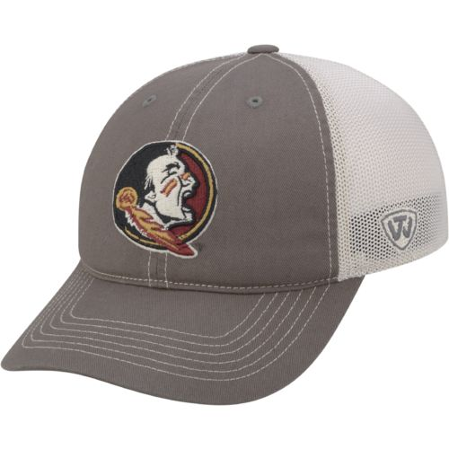 Top of the World Adults' Florida State University Putty Cap
