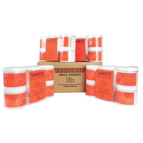 Tannerite® 1 lb. Exploding Rifle Targets 4-Pack