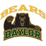 "Stockdale Baylor University 8"" x 8"" Vinyl Die-Cut Decal"