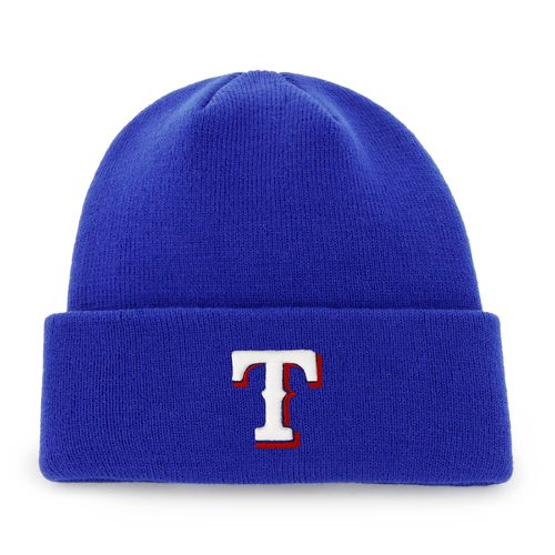 Display product reviews for '47 Men's Texas Rangers Raised Cuff Knit Hat