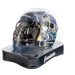 Franklin NHL Team Series Florida Panthers Mini Goalie Mask - view number 2