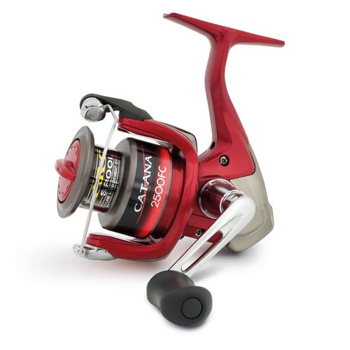 Shimano Catana FCC Front Drag Spinning Reel Convertible