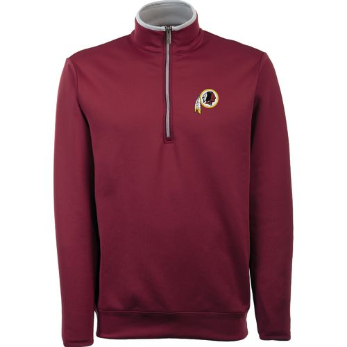 Antigua Men's Washington Redskins Leader Pullover