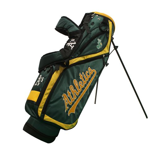 Team Golf Oakland Athletics Nassau Golf Stand Bag - view number 1