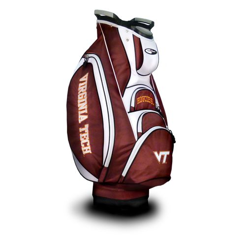 Team Golf Virginia Tech Victory Cart Golf Bag