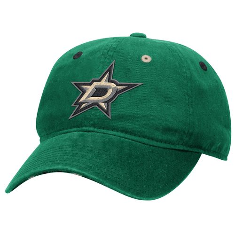 Reebok Women's Dallas Stars Face-Off Adjustable Slouch Cap