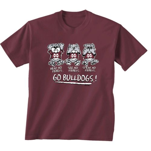 New World Graphics Toddlers' Mississippi State University No