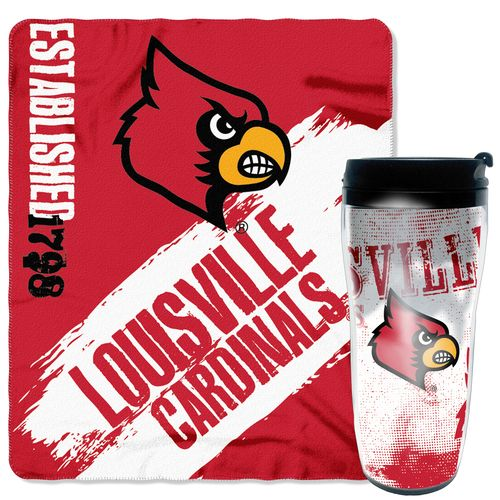 The Northwest Company University of Louisville Mug and Snug Set