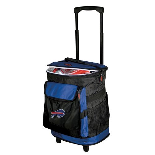 Logo™ Buffalo Bills Rolling Cooler - view number 1