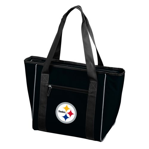 Logo™ Pittsburgh Steelers 30-Can Cooler Tote Bag
