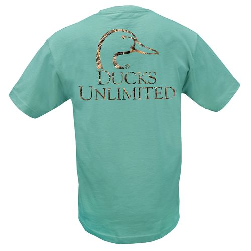 Ducks Unlimited™ Adults' Logo Short Sleeve T-shirt