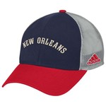 adidas Men's New Orleans Pelicans Team Nation Slouch Adjustable Cap