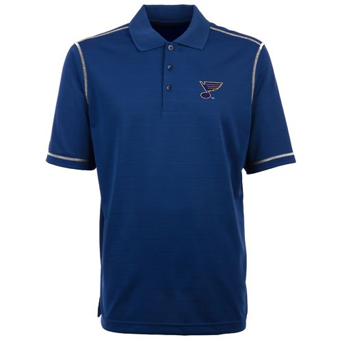 Antigua Men's St. Louis Blues Icon Polo Shirt