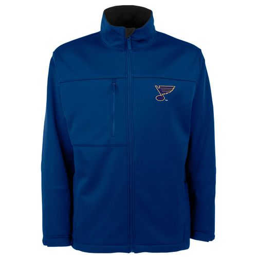 Antigua Men's St. Louis Blues Traverse Full Zip Jacket