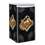 Boelter Brands Baltimore Orioles 3.2 cu. ft. Countertop Height Refrigerator