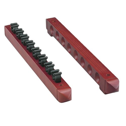 GLD 8-Cue Billiard Cue Wall Rack