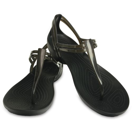 Crocs Women's Isabella T-strap Sandals - view number 6