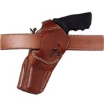 Galco DAO Smith & Wesson L6/6 in Colt King Cobra/Colt Python Belt Holster - view number 1