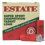 Estate Cartridge Super Sport Competition Target 12 Gauge Shotshells