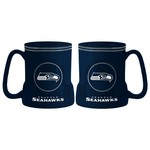 Boelter Brands Seattle Seahawks Gametime 18 oz. Mugs 2-Pack