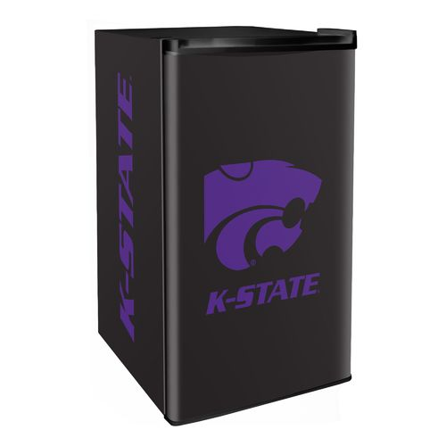 Boelter Brands Kansas State University 3.2 cu. ft. Countertop Height Refrigerator