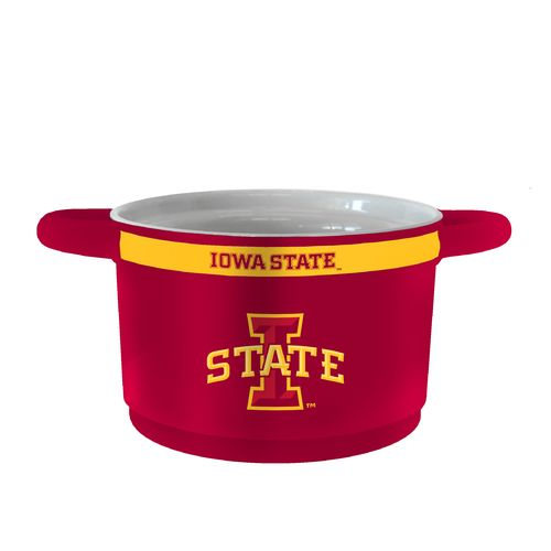 Boelter Brands Iowa State University Gametime 23 oz. Ceramic Bowl