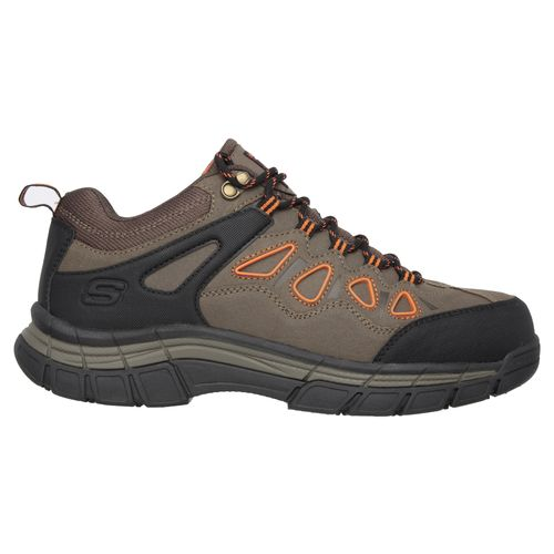 Display product reviews for SKECHERS Men's Dunmor Composite-Toe Work Shoes
