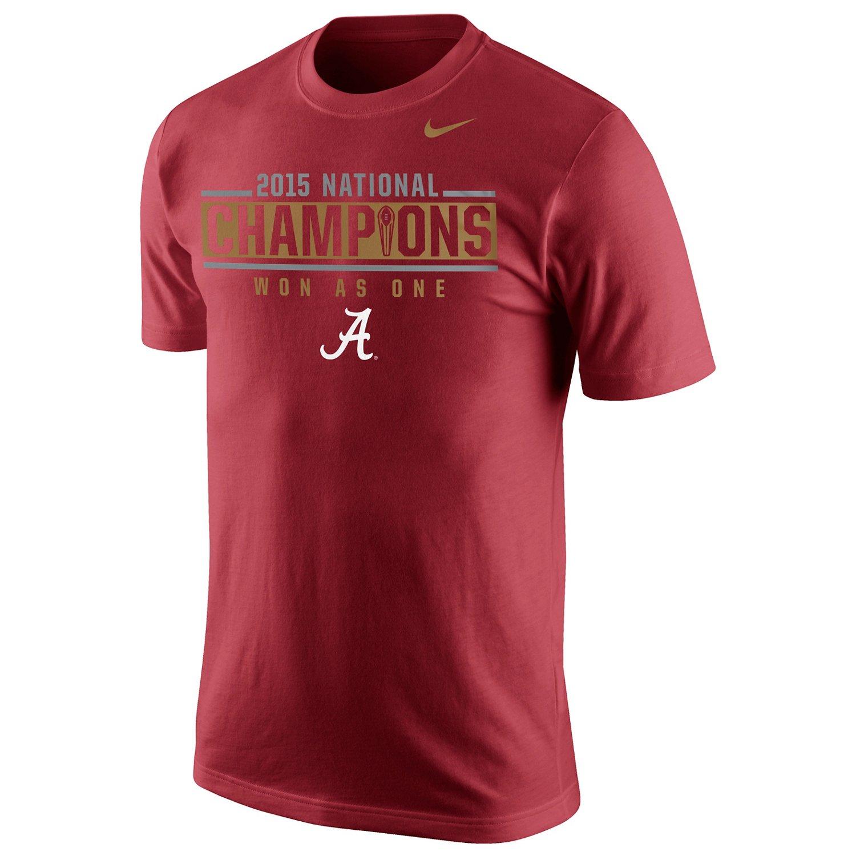 Nike Men's University of Alabama Won as One
