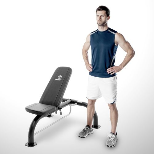 Display product reviews for Marcy Deluxe Utility  Bench