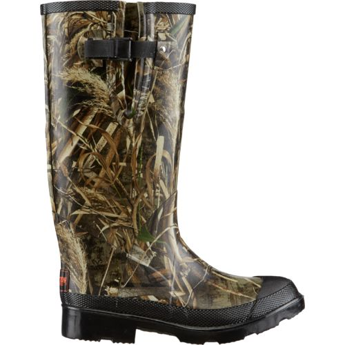 Display product reviews for Brazos Men's Realtree Max-5 Rubber Boots