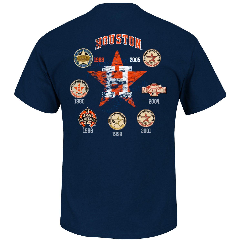 Majestic Men's Houston Astros Last Rally T-shirt