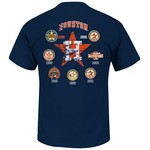 Majestic Men's Houston Astros Last Rally T-shirt