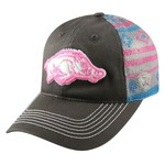 Top of the World Women's University of Arkansas Arid Cap