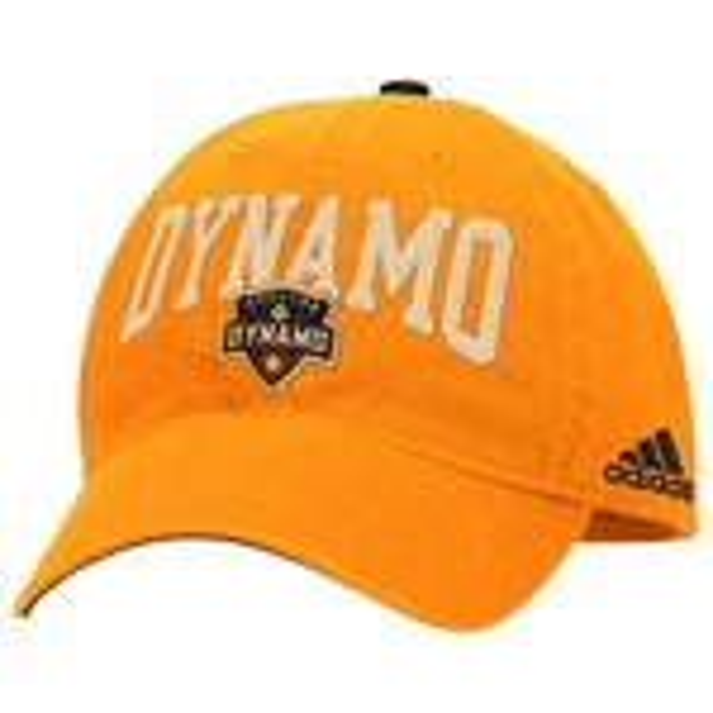 adidas™ Men's Houston Dynamo Slouch Adjustable Cap