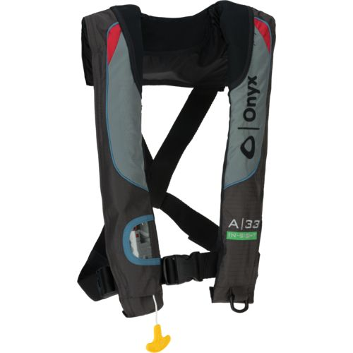Onyx Outdoor Adults' A-33 Automatic Stole Insight Inflatable