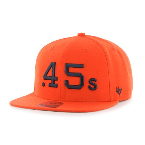 '47 Men's Houston Astros Sure Shot Cooperstown Captain Cap