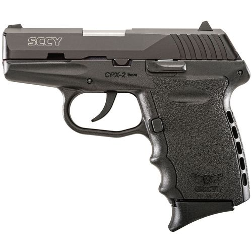 SCCY CPX-2 CB 9mm Pistol