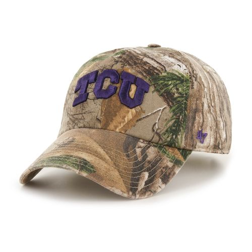'47 Kids' Texas Christian University Realtree Clean Up Cap