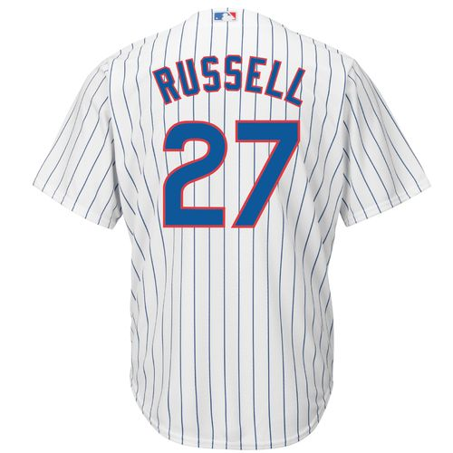 Majestic Men's Chicago Cubs Addison Russell #27 Cool