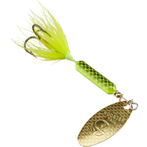 Display product reviews for Yakima Rooster Tail 1/4 oz. Spinnerbait