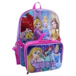 Disney™ Girls' Princess Backpack with Lunch Pack