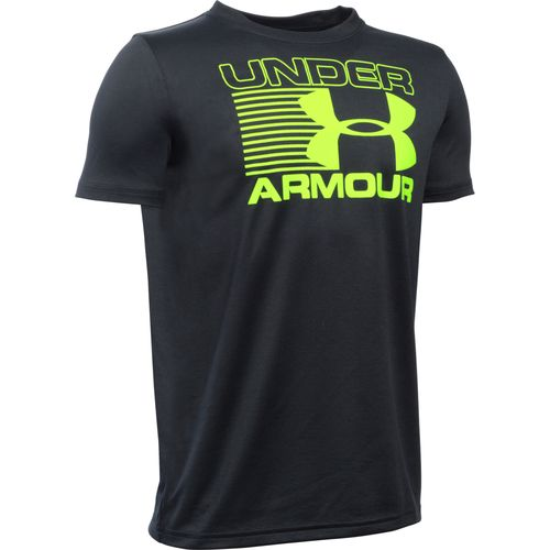 Under Armour® Boys' Streak Logo Short Sleeve T-shirt