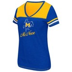 Colosseum Athletics™ Women's McNeese State University Rhinestone Short Sleeve T-shirt