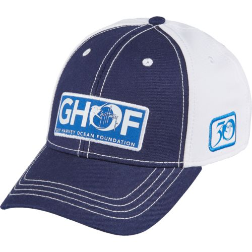 Guy Harvey Men's GHOF Trucker Cap