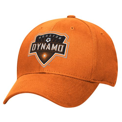 adidas Men's Houston Dynamo Basic Structured Flex Cap