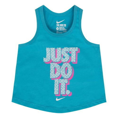 Nike Girls' Just Do It Lynx A-line Tank Top