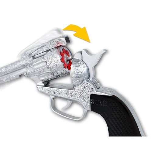Maxx Action Wild West Western Series Toy Cap Pistols 2-Pack - view number 4