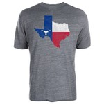 289c Apparel Men's University of Texas Flag State T-shirt