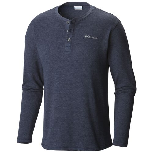 Display product reviews for Columbia Sportswear Men's Ketring Henley Waffle Long Sleeve Shirt