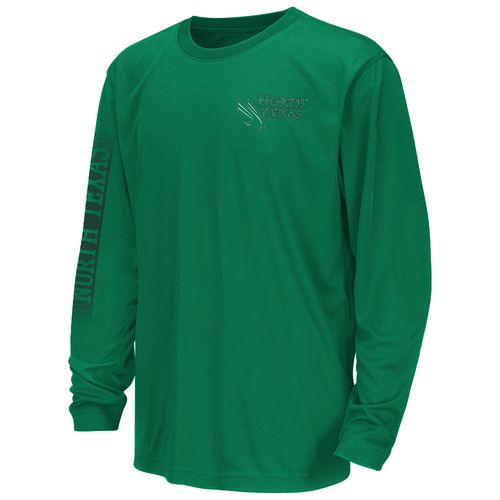 Colosseum Athletics™ Juniors' University of North Texas Long Sleeve T-shirt